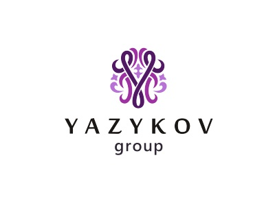 Monogram (with perfetto-ads.ru) logo yazykov group y monogram