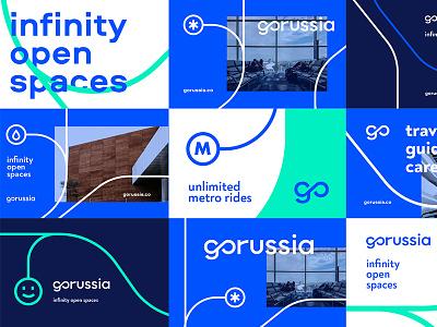 gorussia branding travel russia logo