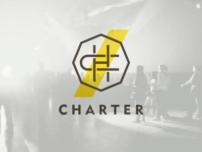 DJ Charter logo dj chart