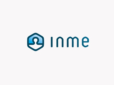inme logo people medical puzzle