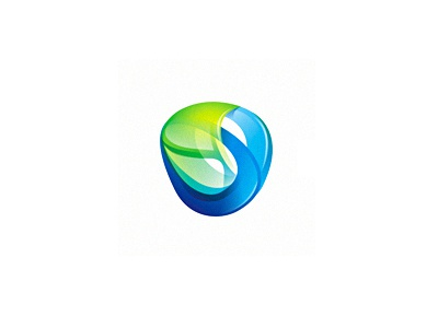 seonika colors abstract seo icon logo unused
