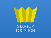 Startuplocation logotype