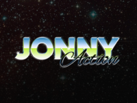 Jonny Action logotype