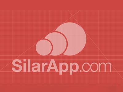 SilarApp.com logo logo silarapp logotype blueprint blue print