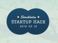 Stockholm Startup Hack Logo