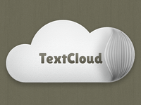 TextCloud Logotype