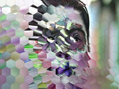 Kaleidoscope From Photo