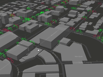 Mapbox designs, themes, templates and downloadable graphic elements