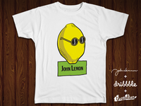 In every lemon, is hidden Lennon!