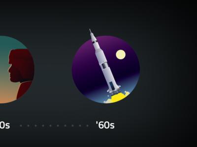 Project: Decades II space spacecraft universe cold war soviet usa ww2 world war