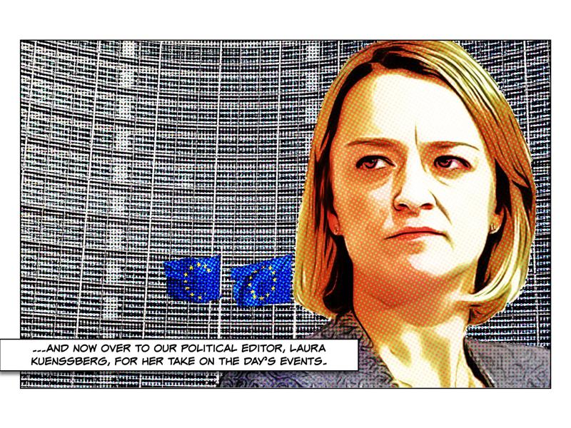 Laura europe britain brexit journalism journalist reporter editor political politics tv news bbc