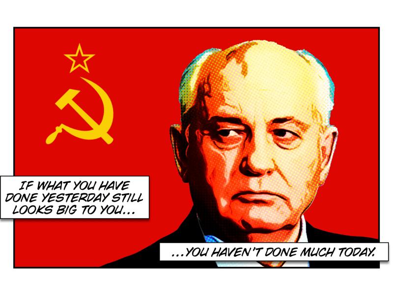 Mikhail russia leader glasnost gorbachev mikhail soviet ussr