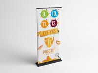 Banner Roll Up Design
