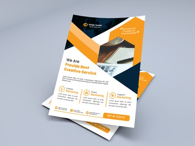 Flyer company profile brochure postcard trifold brochure event flyer logo calendar design corporate brochure flyer