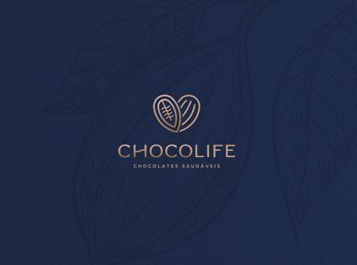 Chocolife | Rebranding & Visual Identity 02 look and feel logo design branding design branding concept branding and identity branding brand identity brand design brand