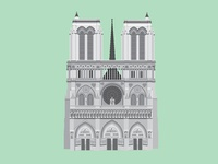 Wall Cal Notre Dame