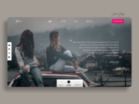 Landing Page (Page 2) | UI Design