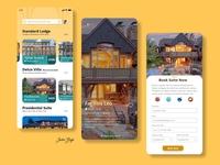 Suite Booking App