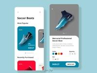 Soccer Boot Store