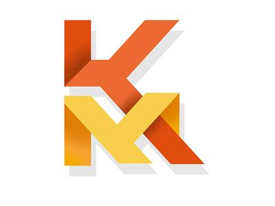 KlickMich Logo illustrator branding design illustration vector flat logo