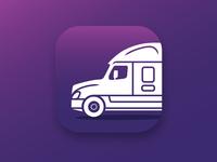 Prime, Inc Trucking Mobile Icon