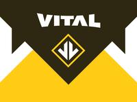Vital Hat Company Rebrand