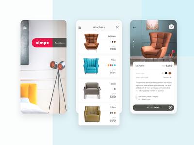 Furniture Online Shop