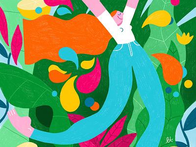 Joie De Vivre designs, themes, templates and downloadable graphic elements  on Dribbble