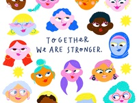 Together we are stronger !