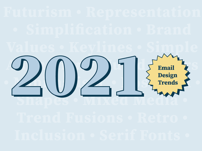Email Design Trends trending trends retro design retro design marketing email marketing illustration email design email