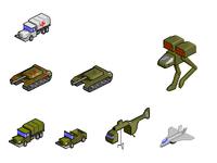 War Pixels