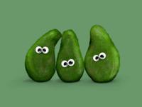 Triple Avocado