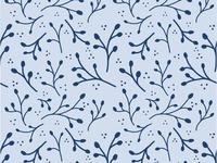 Blue Surface Design