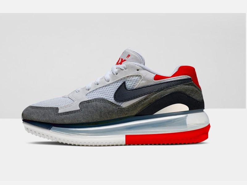 NIKE AIR MAX BB website ui web design animation flat logo illustration branding app