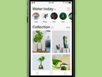 Plant App • Homepage