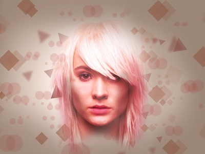 Pink-Lady-Photo-Manipulation design