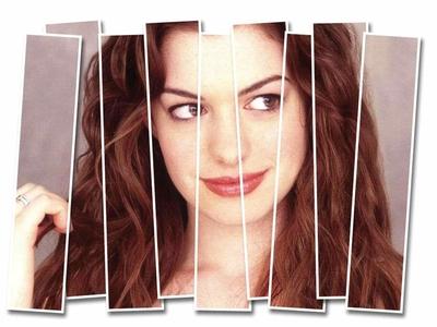 Vertical Photo Panel Effect