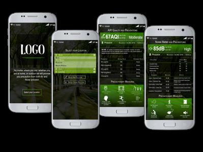 Pollution Control Mobile App