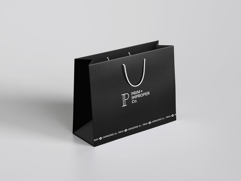 Prim + Improper | Shopping Bag