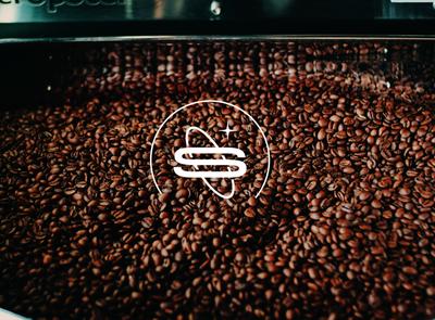 Solar | Mark cafe craft coffee typogaphy orbit star illustration sink coffee shop coffee space s monogram mark photoshop brand identity identity brand logo icon branding