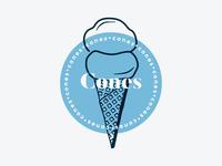 Cones - Logo Concept   1