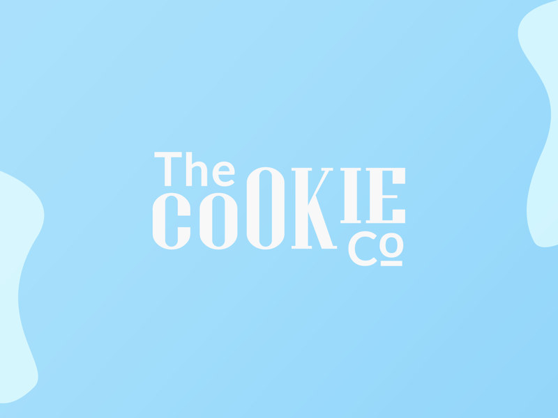 the cookie co logo by allan ayala on dribbble the cookie co logo by allan ayala on