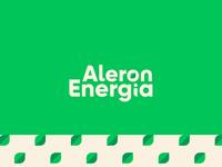 Alegron Energia   Logo + Branding Pattern