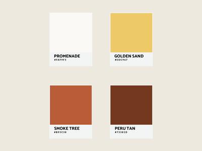 Daniela De Laire 2 | Color Palette