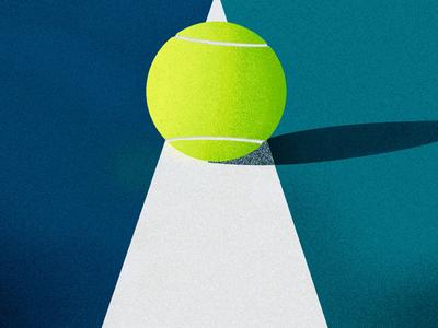 Boroondara Tennis Centre | Illustration