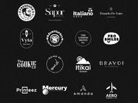 Logofolio Vol. 1 | 2019