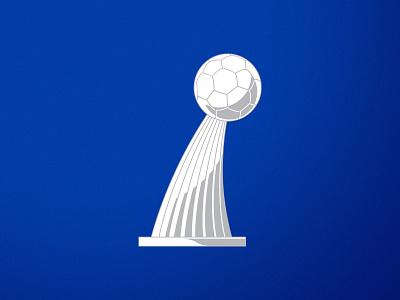 MLS Cup trophy 1999-2007 pen tool trophy major league soccer mls san jose sports illustrator vector
