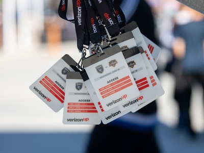 Branded credential badge credential vector illustrator