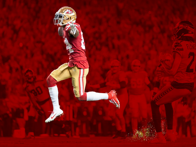 49ers animation bay area sports nfl 49ers after effects animation motion design