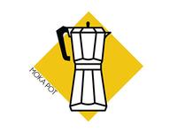 Coffee Icons: Moka Pot